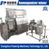 Cosmetic Food Industry Agitator High Shear Homogenizing Mixer