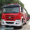 HOWO Standard 8m3 12m3 China Products/Suppliers Bid Type Sinotruck Fire Extinguisher Foam Powder Water Tank Truck
