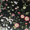 Embroidery Mesh with Flowers Other Design and Color