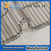 Stainless Steel Flat Flex Weave Wire Mesh Belt for Food Industry