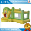 840d Polyester and Tarpaulin Inflatable Monkey Play Bouncer with Pool