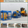 Qt4-15c Dongyue Automatic Concrete Brick Making Machine and Building Brick Molding Machine