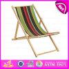 2015 Outdoor Garden Chair Wooden Chair, Latest Cheap Wooden Folding Beach Chair, Hot Selling Wooden Beach Chair W08g033