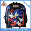 Hot 600d Polyester Student Backpack School Bag