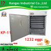 Multifunction Fully Automatic Solar Power 1000 Eggs Incubator (KP-11)