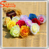 China Manufacturer Decoration Artificial Silk Rose Flower