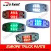 12V/24V LED Side Marker Light for Truck Trailer