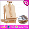 Table Top Wooden Dismantling Painting Easel, Professional Wooden Painting Easel Stand for Promotion W12b064