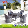 Rattan 4 Seating Dining Table Set (DH-6128)