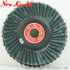 Soft and Flexible Flap Disc for Wood, Plastic, Aluminum and Stainless Steel