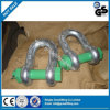 Us Type Chain Safety Pin Alloy Steel G2150 Dee Shackle