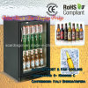 Mini Bar Refrigerator Display Showcase (SC-98F)