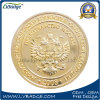 Zinc Die Cast Gold Coin for Promotion