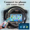 "7""Mini 2015 Car Audio Navigatior Support Carplay or Anti-Glare (Optional)"