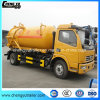 Dongfeng 4*2 8000L Sewage Vacuum Suction Truck