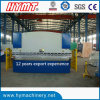 WC67Y-100X5000 Mechanical synchronization Hydraulic steel plate bending machine