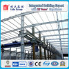 Pre-Engineered Red Color Functional Steel Structural Warehouse