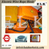 2ton Portable Electric Wire Rope Hoist 4 Directions 2 Speed Hoist