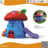 Plastic Mushroom Playhouse with Slide