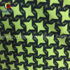 Polyester Double Knitted Scuba Jacquard Fabric for Garment (GLLML110)