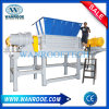Pnss Plastic Recycling Double Shaft Shredder Machine for Car Tire