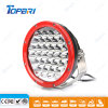 9inch 225W Truck LED Spot Light with Combo Beam Mask