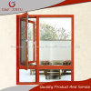 Aluminium Profile Swing Window with Double Clear Glass