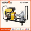 Transferring Hot Oil with Cooling System Pump