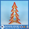 Wooden Christmas Tree Table Decoration of Kd Packing