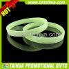 2017 Promotional Silicon Bracelet with Glow in The Dark (TH-band015)
