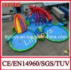 Inflatable Land Water Parks/Shrimp Water Parks with Pool