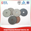 4 Inch Diamond Flexible Wet Polishing Pads (XG-P5P)