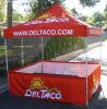Custom Promotional Tent Event Canopy Gazebos Aluminun Folding Hardware