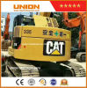 Used Caterpillar 321d Crawler Excavator Cat 320d Original Excavator for Sale