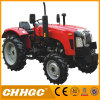 4WD 45HP Front End Loaders and Backhoe Farm Tractor