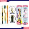 Daily Adult Toothbrush with 2 in 1 Economy Pack 809