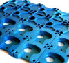Custom Made  Low  Volume  Precision Aluminum CNC Machinery Parts of Anodized