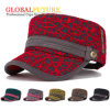 Fashion Women Color Net Cover Military Baseball Cap