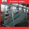 Hot Dipped Galvanised Adjustable Cattle Loading Ramp