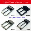Zinc Alloy Pin Buckle Man′s Buckle Bele Buckle with Clip Reversible Buckle Roller Buckle