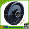Solid Polyurethane Mold on Steel Core Wheel for Casters