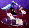 High Quality Acrylic Shoes Shop Display
