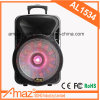 "Digital Bluetooth Professional Trolley Speaker Karaoke 10"" 12"" 15"" 18"" Loud Sound Temeisheng/Kvg/Amaz Color Box"