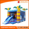 Inflatable Jumping Moonwalk Sea World Surf Bouncer (T3-129)