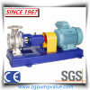 Sea Water Single Stage & Anti-Corrosive Horizontal Chemical Process Centrifugal Pump of Duplex Stainless Steel, Titanium, Nickel, Monel, Hastelloy, 20 # Alloy.