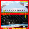 Curve Marquee Tent for Basketball in Size 30X100m 30m X 100m 30 by 100 100X30 100m X 30m