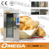 Hot Air Rotary Oven with Bakery Rack (manufacturer CE&ISO9001)