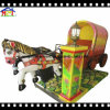 Amusement Equipment Kiddy Ride Royal Carriage