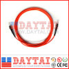 ST/PC to ST/PC Mm Fiber Optic Patch Cord