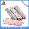 Student Zipper Stationery Girls Flower Lace Pencil Case Pen Bag